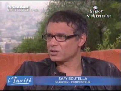 Safy Boutella: Semaine spéciale Algérie