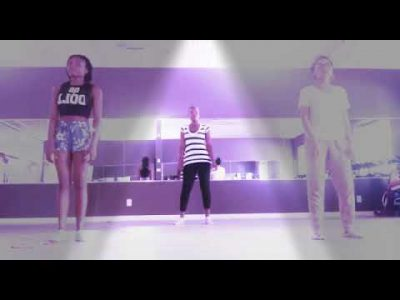 Jason Derulo « tip toe » danse entraînement(DARKRED)