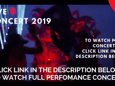 Vanessa Paradis au Teatre BARTS Barcelona Arts sur scène, Barcelone Espagne 2019 L | VESTREAMING
