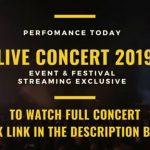 EN DIRECT Vanessa Paradis - Teatre BARTS Barcelone Arts sur scène, Barcelone Espagne 2019 | HD