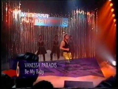 Vanessa Paradis - Soyez mon bébé TOTP