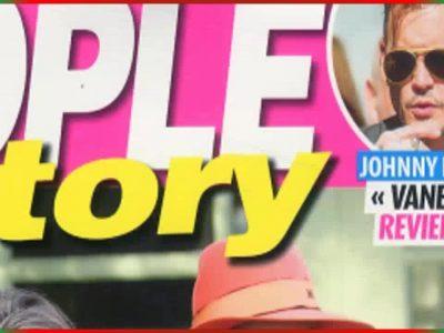 Vanessa Paradis harcelée, projet secret de Johnny Depp pour Noël