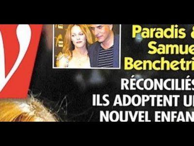 ✅ Vanessa Paradis, Samuel Benchetrit, fin des dissensions, bébé pour 2020