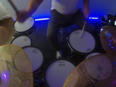 VANESSA PARADIS : Amour jamais (Drum Cover)