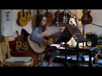 La seine de M et Vanessa Paradis cover de Coline