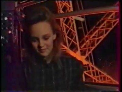 Vanessa Paradis Joe Le Taxi @ Champs Élysées, 1987