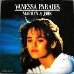 Vanessa Paradis - Marilyn & John (1988) (Maxi 45T)
